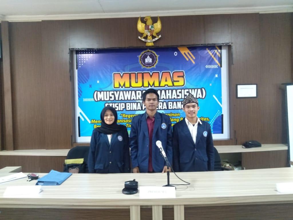 Musyawarah Mahasiswa STISIP BP Banjar 2020