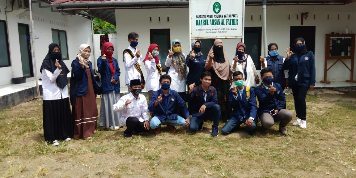 Peringatan Hari Remaja Internasional, BEM STISIP BP Banjar.