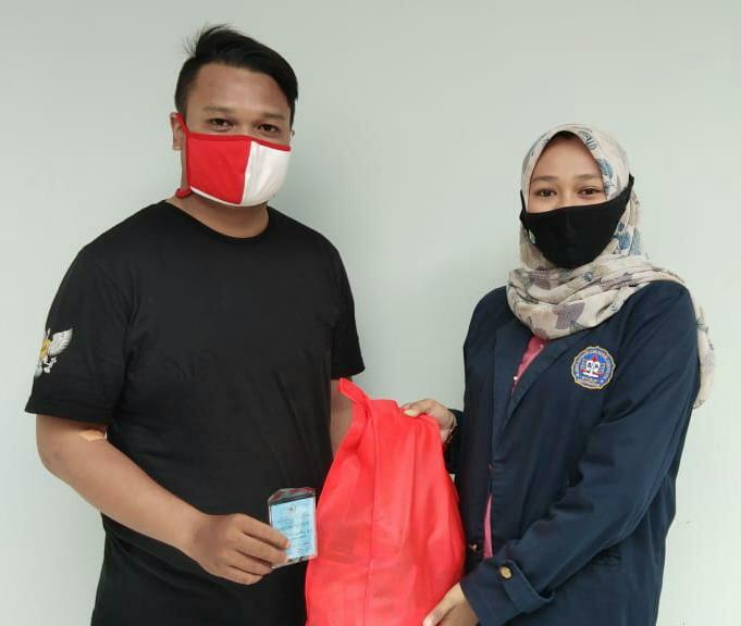 (Kolaborasi) Aksi Donor Darah, Memperingati HUT RI Ke-75